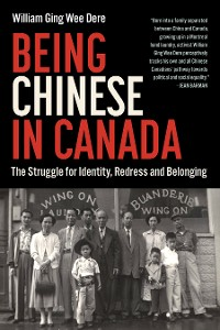 Cover Being Chinese in Canada