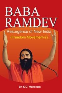 Cover Baba Ramdev's Resurgence of New India - Freedom Movement - 2