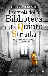 Cover I segreti della Biblioteca sulla Quinta Strada