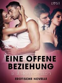Cover Eine offene Beziehung - Erotische Novelle