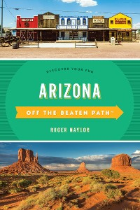 Cover Arizona Off the Beaten Path®