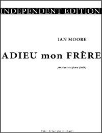 Cover Adieu Mon Frère