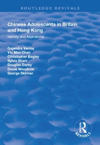 Cover Chinese Adolescents in Britain and Hong Kong
