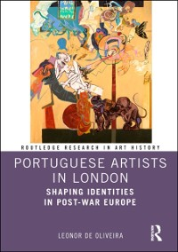 Cover Portuguese Artists in London