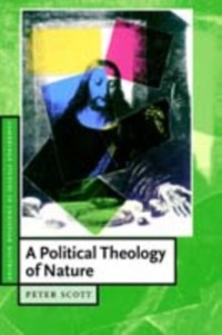 Cover Political Theology of Nature