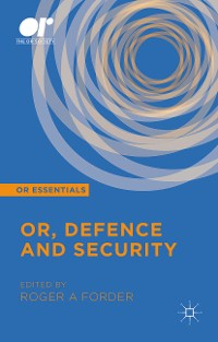 Cover OR, Defence and Security
