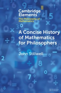 Cover Concise History of Mathematics for Philosophers