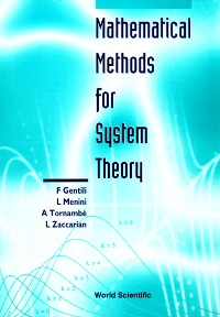 Cover Mathematical Methods for System Theory