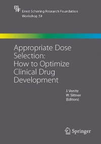 Cover Appropriate Dose Selection - How to Optimize Clinical Drug Development