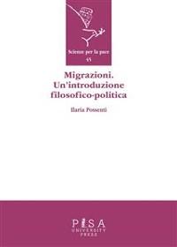 Cover Migrazioni. Un'introduzione filosofico-politica