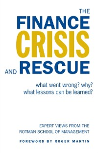 Cover Finance Crisis and Rescue