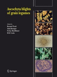 Cover Ascochyta blights of grain legumes