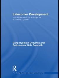 Cover Latecomer Development