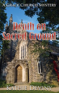 Cover Death on Sacred Ground