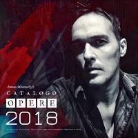 Cover Simone Morana Cyla | Catalogo Opere 2018