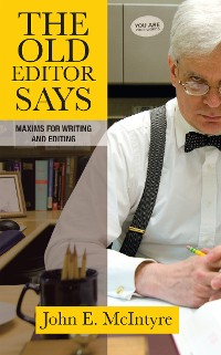 Cover The Old Editor Says