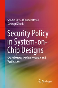 Cover Security Policy in System-on-Chip Designs