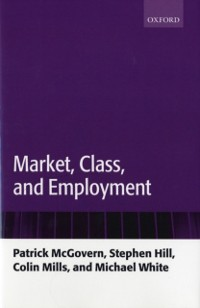 Cover Market, Class, and Employment