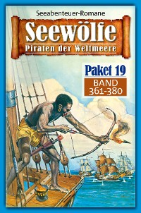 Cover Seewölfe Paket 19