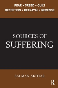 Cover Sources of Suffering