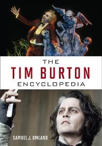Cover The Tim Burton Encyclopedia