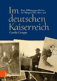 Cover Im deutschen Kaiserreich