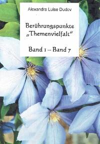 "Cover Berührungspunkte ""Themenvielfalt"" Band 1 - Band 7"