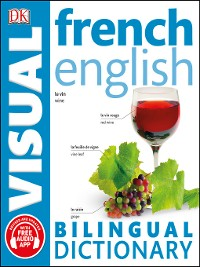 Cover French-English Bilingual Visual Dictionary