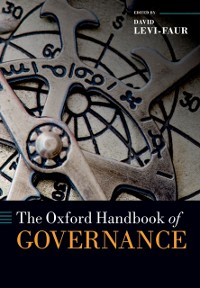 Cover Oxford Handbook of Governance