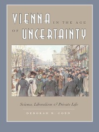 Cover Vienna in the Age of Uncertainty
