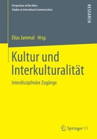Cover Kultur und Interkulturalität