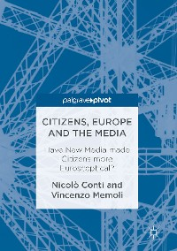 Cover Citizens, Europe and the Media