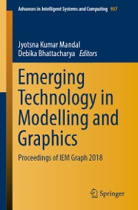 Cover Emerging Technology in Modelling and Graphics
