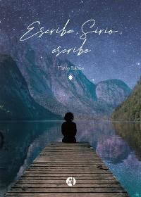 Cover Escribe, Sirio, escribe