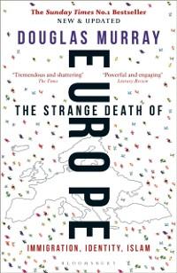 Cover Strange Death of Europe
