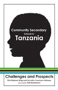 Cover Community Secondary Schools in Tanzania