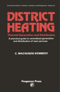 Cover District Heating, Thermal Generation and Distribution