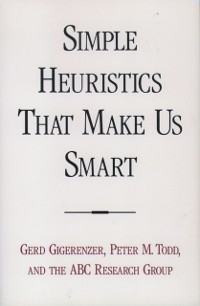 Cover Simple Heuristics that Make Us Smart