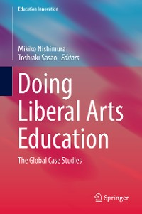 Cover Doing Liberal Arts Education