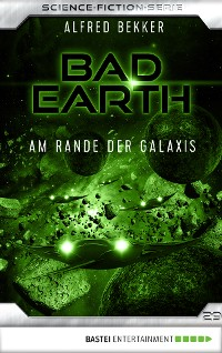 Cover Bad Earth 29 - Science-Fiction-Serie