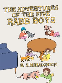 Cover The Adventures of the Five Rabb Boys