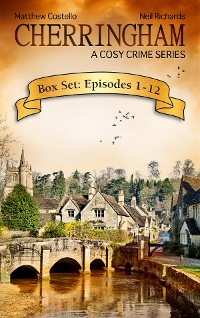 Cover Cherringham Box Set: Episodes 1-12