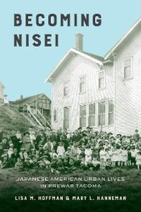 Cover Becoming Nisei