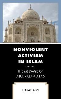 Cover Nonviolent Activism in Islam