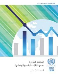 Cover Arab Society: Compendium of Social Statistics - Issue No.13 (Arabic language)