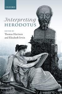 Cover Interpreting Herodotus