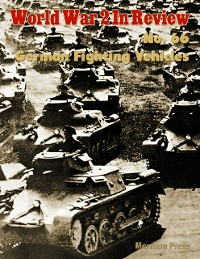 Cover World War 2 In Review No. 66: German Fighting Vehicles
