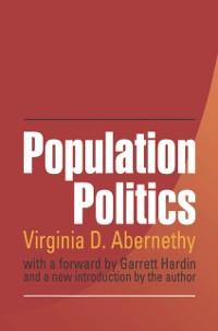 Cover Population Politics