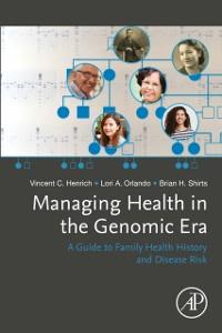 Cover Managing Health in the Genomic Era