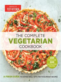 Cover The Complete Vegetarian Cookbook